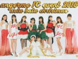 ANGERME FC Event 2018 ~Dotabata Christmas~