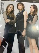 Taiyo & Ciscomoon 20th Anniversary Live Card