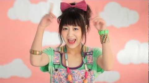 ℃-ute - Momoiro Sparkling (MV) (Hagiwara Mai Solo Ver