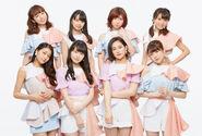 ANGERME-MajokkoMeguchan-group