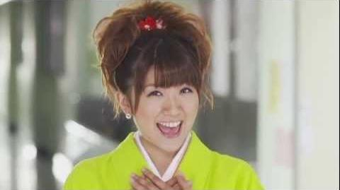 Berryz Koubou × ℃-ute - Amazuppai Haru ni Sakura Saku (MV) (Tokunaga Chinami Solo Ver