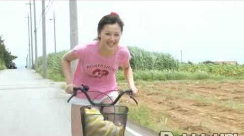 """Kusumi Koharu DVD """"Jump!!"""" digest"""