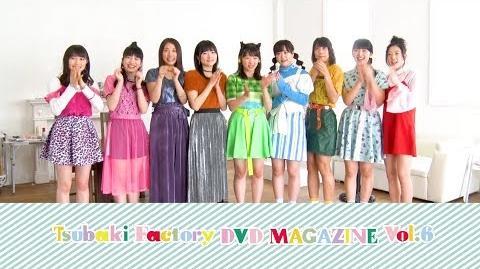 つばきファクトリー DVD MAGAZINE Vol