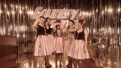 Country Musume ni Konno to Fujimoto (Morning Musume) - Shining Itoshiki Anata (MV)