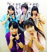 Blog, Haga Akane, Kudo Haruka, Makino Maria, Nonaka Miki, Ogata Haruna-532267