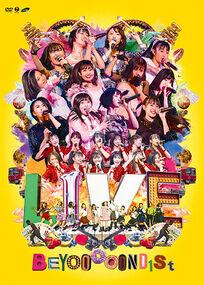 BEYOOOOONDS-LIVEBEYOOOOOND1St-DVD