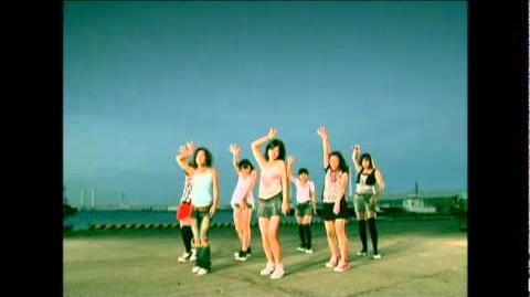 °C-ute - Tokaikko Junjou (MV) (Dance Shot Ver.)