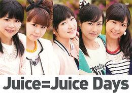 JuiceJuiceDays-FCDVDcover