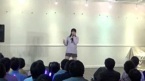 小田さくらソロイベント~「大好きだから絶対に許さない」