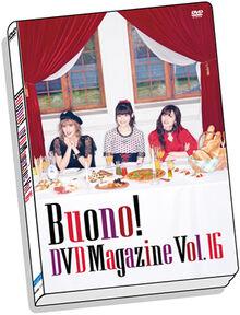 Buono! dvd magazine Vol.16