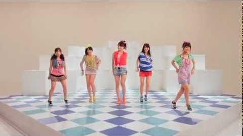 ℃-ute - Momoiro Sparkling (MV) (Dance Shot Ver