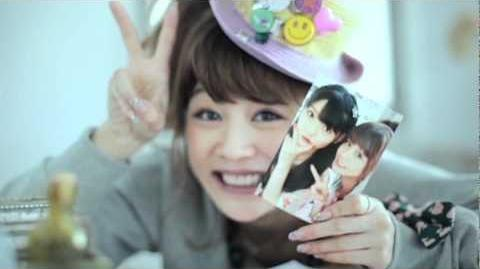 Niigaki Risa - Egao ni Namida ~THANK YOU! DEAR MY FRIENDS~ (MV)