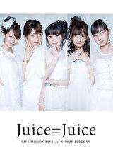 Juice=Juice LIVE MISSION FINAL at Nippon Budokan