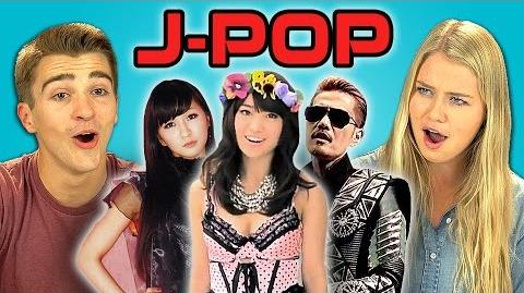 Icklenikhikinz/Teens React to J-Pop