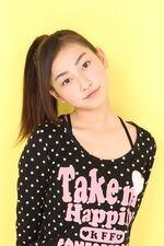 Akari Uemura (植村あかり), 13 años de edad, de Osaka.