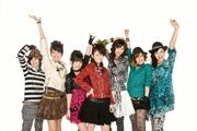 Berryz koubou dakishimetedakishimete profile1