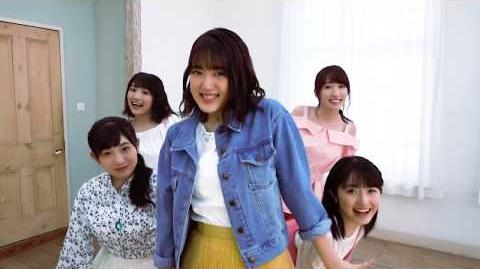 "Country Girls - Kaite wa Keshite no ""I Love You"" (MV) (Short Ver"