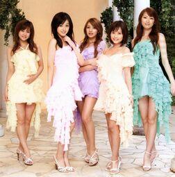Morning Musume Tanjou 10nen Kinentai
