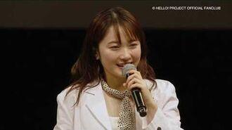 DVD『モーニング娘。'20 森戸知沙希バースデーイベント』