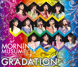 MorningMusume15ConcertTourHaruGRADATION-bd