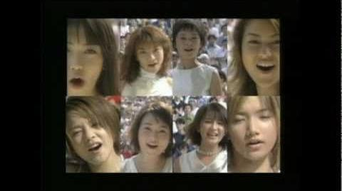 Morning Musume - LOVE Machine (Yomiuri Land EAST Ver)