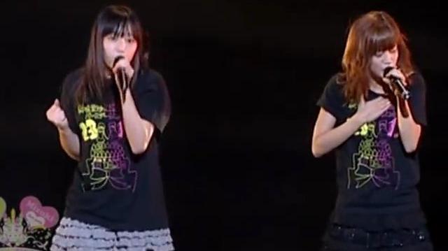 【ミニライブ】新垣里沙&譜久村聖バースデーイベント-0