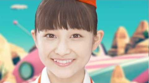 Smileage - Tachiagirl (MV) (Wada Ayaka Close-up Ver.)
