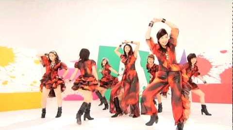 Berryz Koubou - Shining Power (MV) (Another Dance Shot Ver