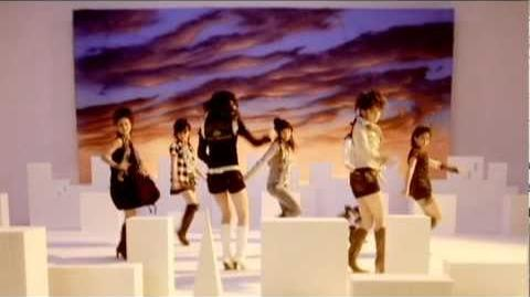 ℃-ute - Namida no Iro (MV) (Dance Shot Ver.)