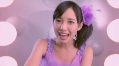 ℃-ute - LALALA Shiawase no Uta (MV) (Nakajima Saki Close-up Ver.)