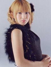 Yaguchi Mari 2001