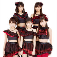 Juicejuice shadaka no kiss