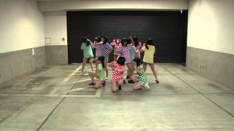 「ブレインストーミング」 を踊ってみた 【Team 岡井】