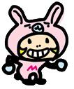 Minimoni mascot