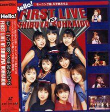 Hello First Live at Shibuya Kohka LD