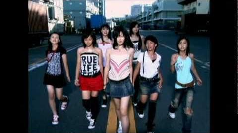 ℃-ute - Tokaikko Junjou (MV)