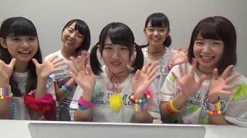 アップアップガールズ(2)『Sun!×3』MVを見てみた!