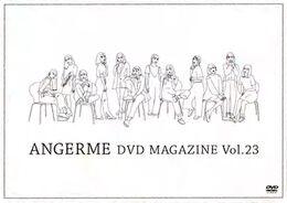 ANGERME-DVDMag23-cover