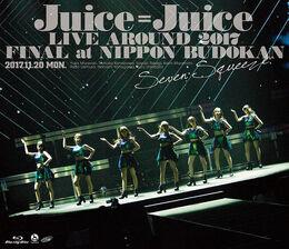 JuiceJuice-LIVEAROUND2017Budokan-BD