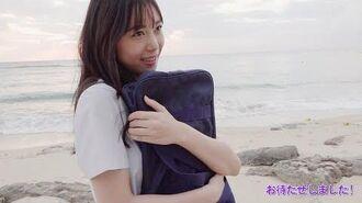 井上玲音(こぶしファクトリー)セカンド写真集「燿 ~You make me~」発売決定!!