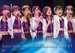 JuiceJuice-DVDMag17-cover