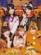C ute, Hagiwara Mai, Nakajima Saki, Okai Chisato, Suzuki Airi, Yajima Maimi-489954
