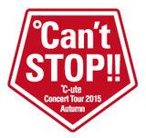 C-uteFall2015CantSTOP-Logo