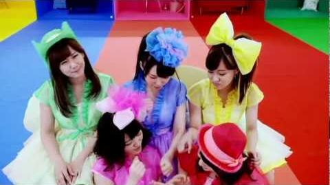 ℃-ute - Sekaiichi HAPPY na Onna no Ko (MV) (Color Box Ver