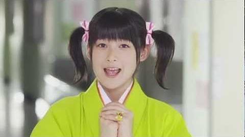 Berryz Koubou × ℃-ute - Amazuppai Haru ni Sakura Saku (MV) (Tsugunaga Momoko Solo Ver.)
