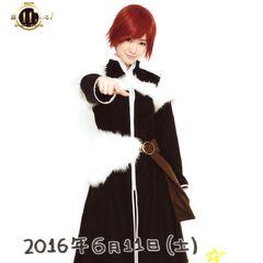 Ikuta Erina como Red