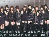 Morning Musume DVD Magazine Vol.28