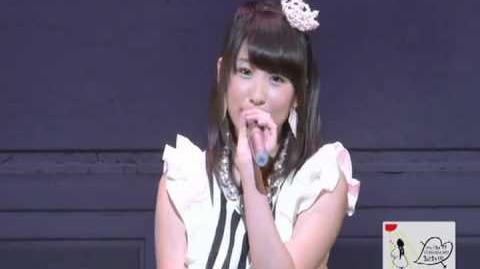 Fukuda Kanon 福田花音 18th birthday event live performances