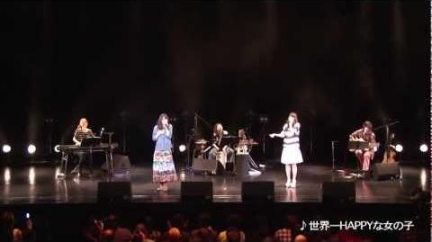 LIVE DVD『矢島舞美&鈴木愛理アコースティックライブ』ダイジェスト