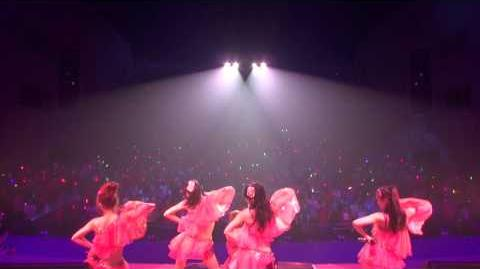 ℃-ute - Aitai Aitai Aitai na (Live Back Shot Ver